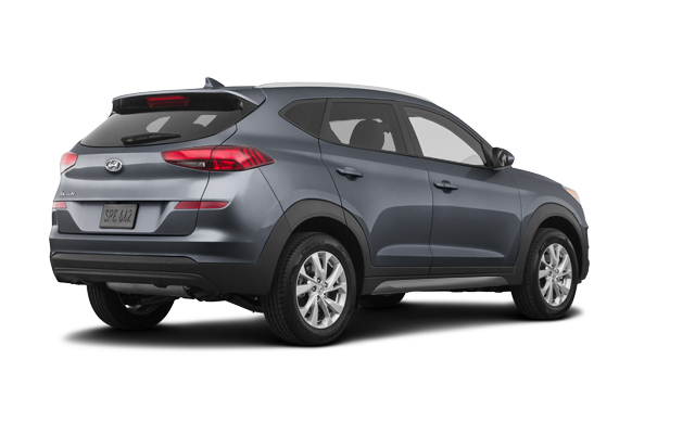 2020 Hyundai Tucson Preferred 2.0L 4WD Grey 2
